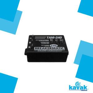TAM-240 PROTECTOR ELECTRONICO TEMPORIZADOR 220V