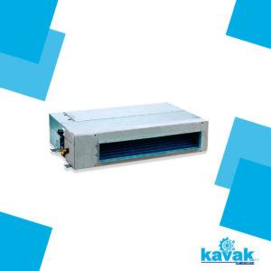 Aire Acondicionado tipo FanCoil 36000btu 220-230V/60HZ